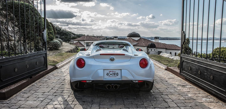 2019 Alfa Romeo 4C Spider For Sale