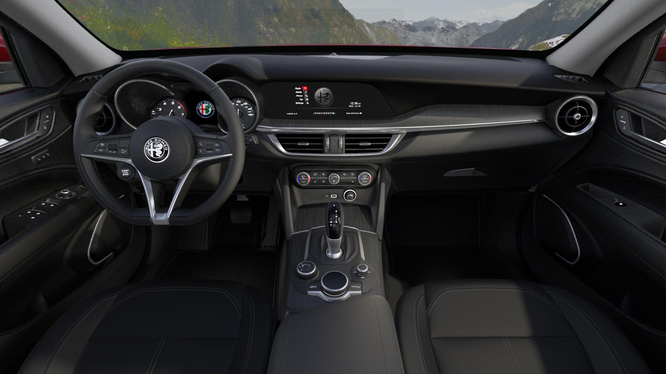 2019 Alfa Romeo Stelvio Ti Alfa Romeo Of Santa Monica