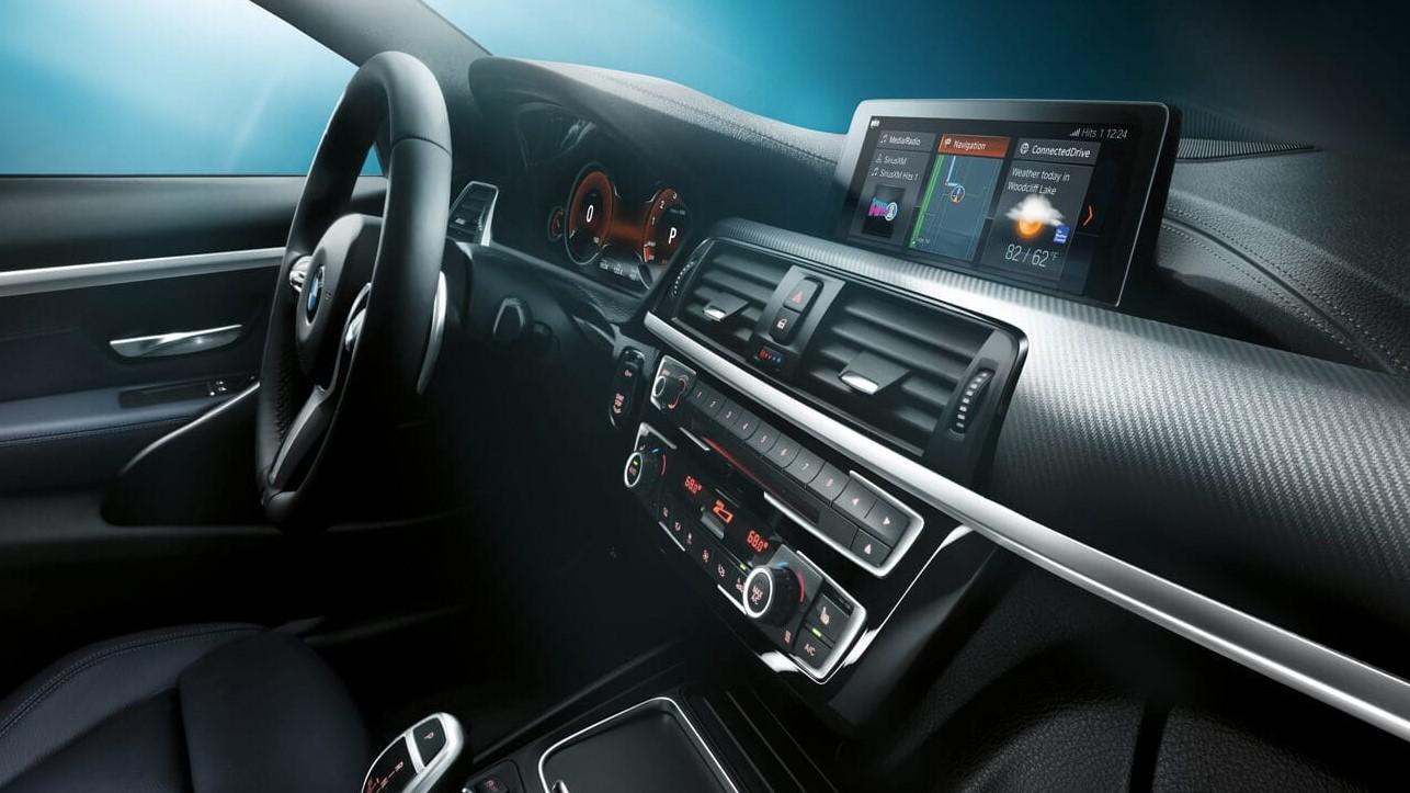 BMW iDrive system vs Audi MMI system