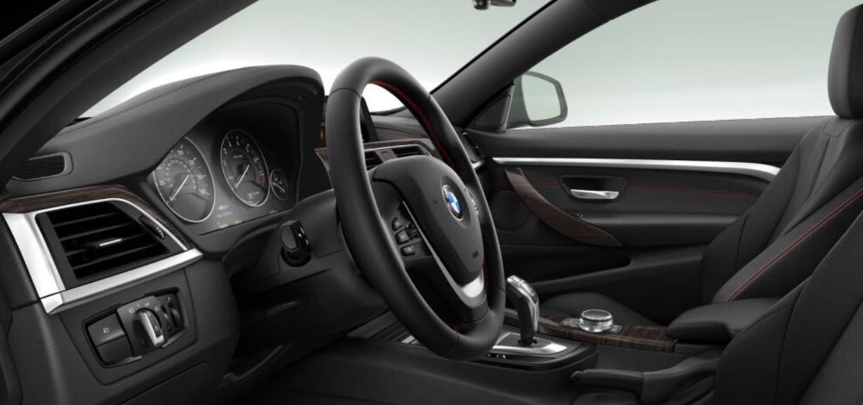 2019 BMW 430i Dashboard Interior
