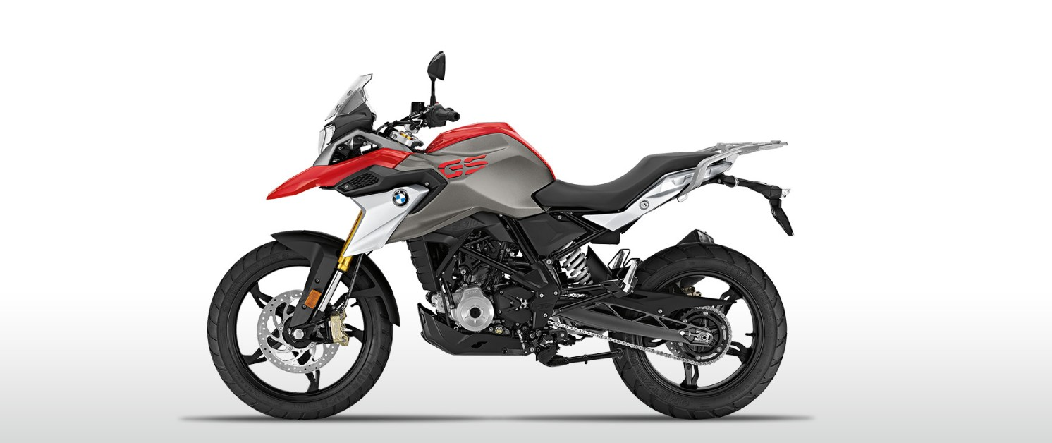 2019 BMW G 310 GS Side Exterior