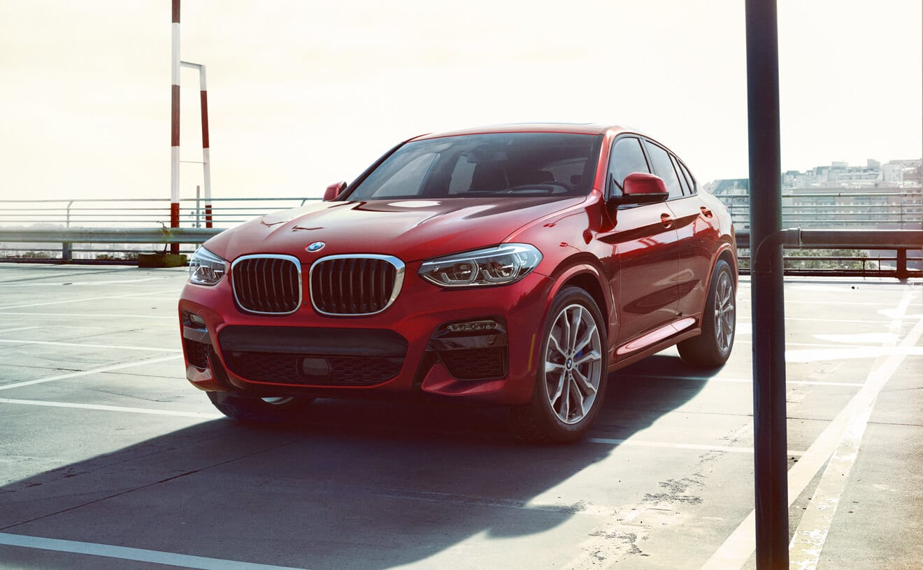 2019 BMW xDrive30i Front Red Exterior