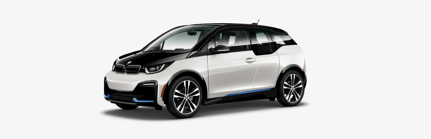 2019 BMW i3s Front White Exterior