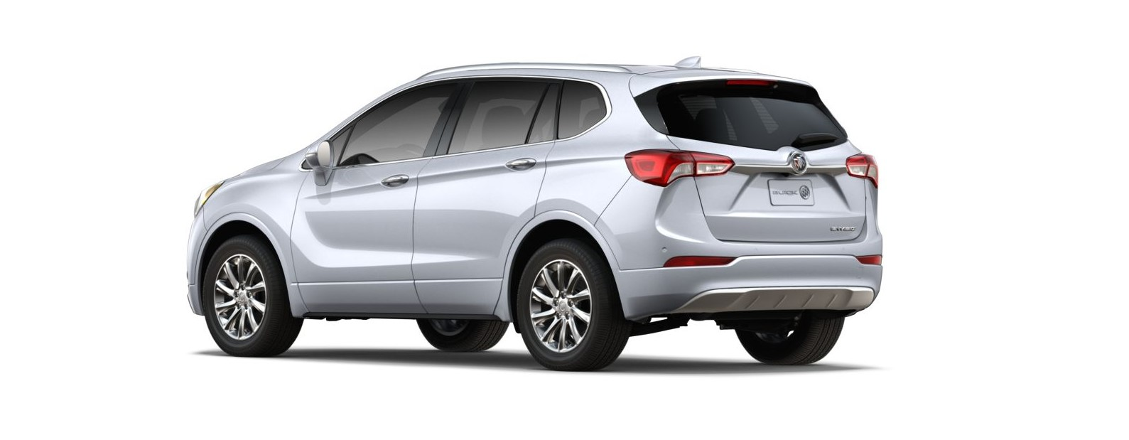 2019 Buick Envision Essence Rear Gray Exterior