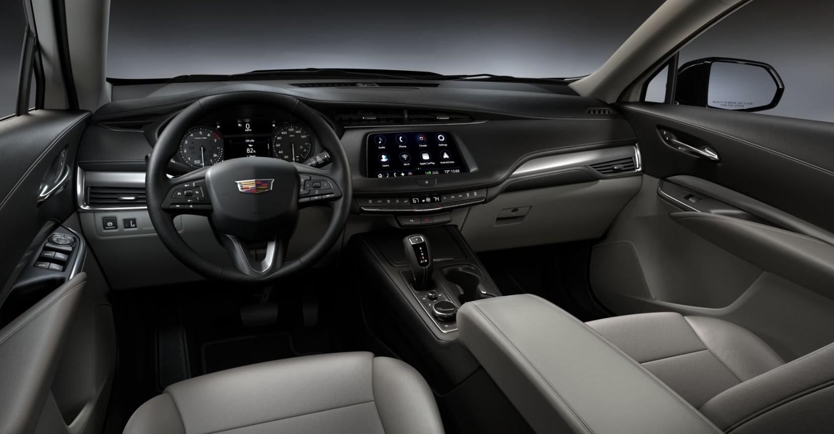 2019 Cadillac Xt4 John Jones Auto Group Salem In