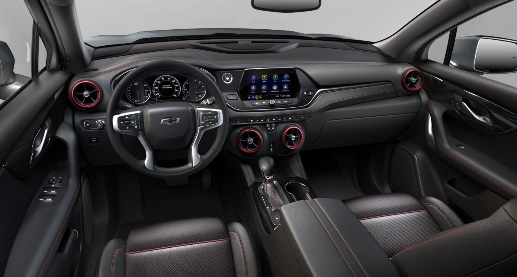 2019 Chevrolet Blazer Rs John Jones Auto Group Salem In