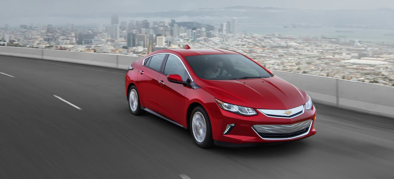 Shop New Chevrolet Volt Cars For Sale In Cerritos