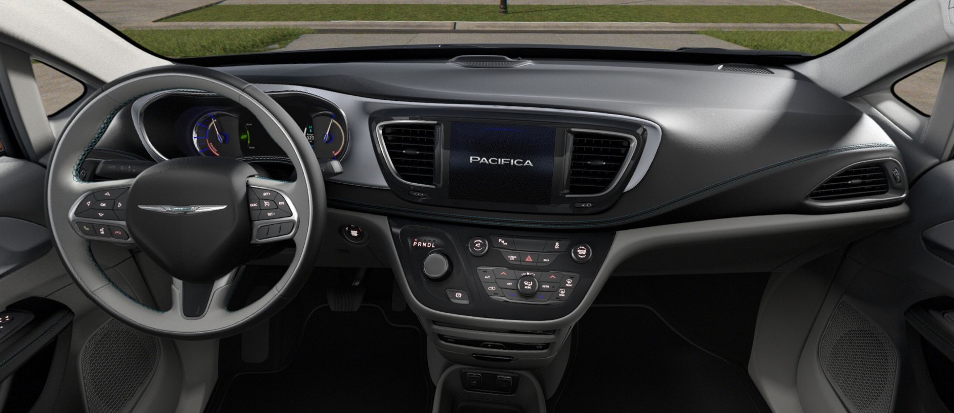 2019 Chrysler Pacifica Hybrid Limited Interior