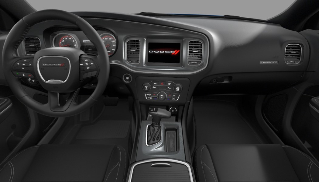 2019 Dodge Charger SXT Front Interior Picture