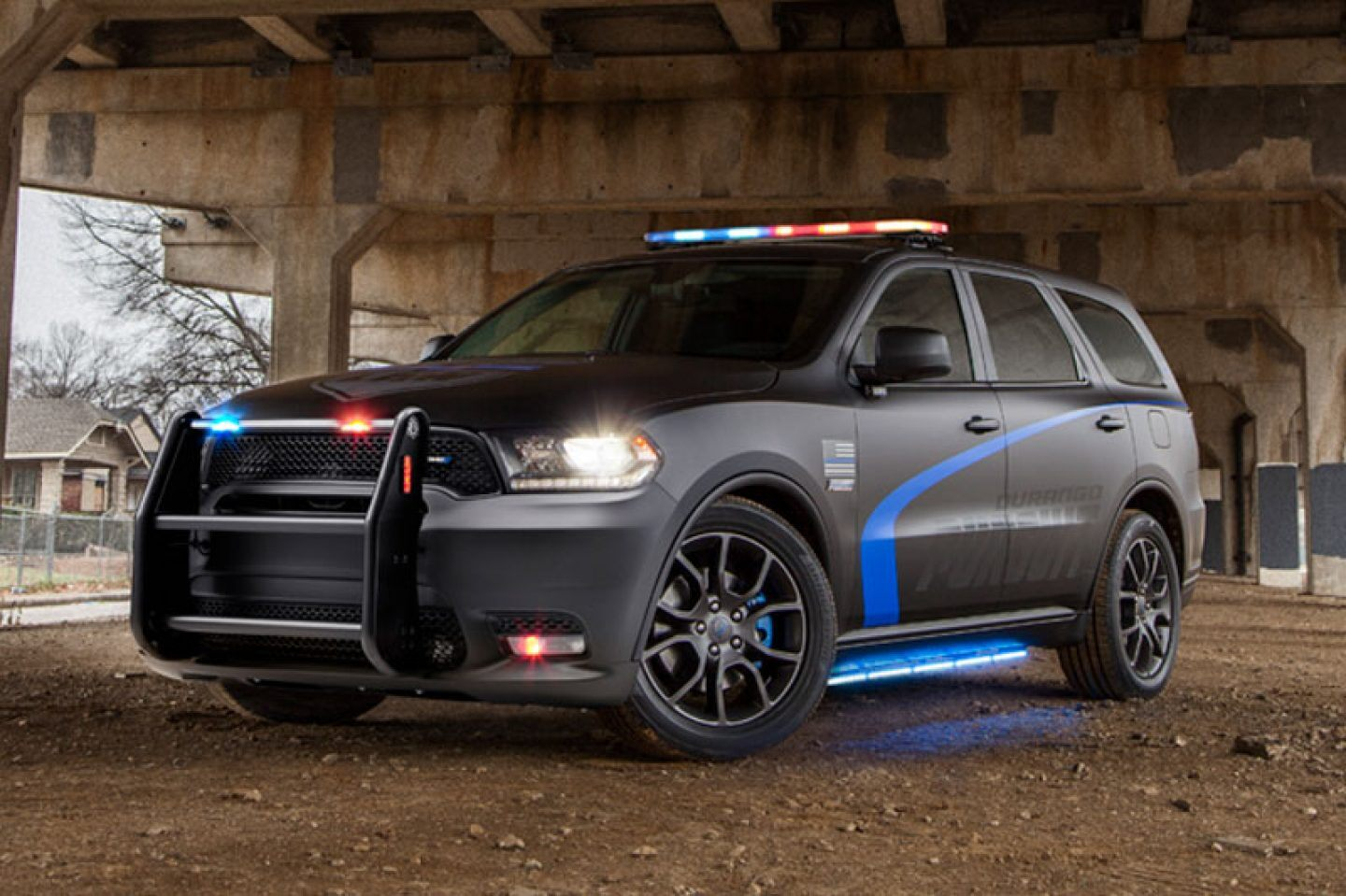 2019 Dodge Durango Special Service Exterior Front View