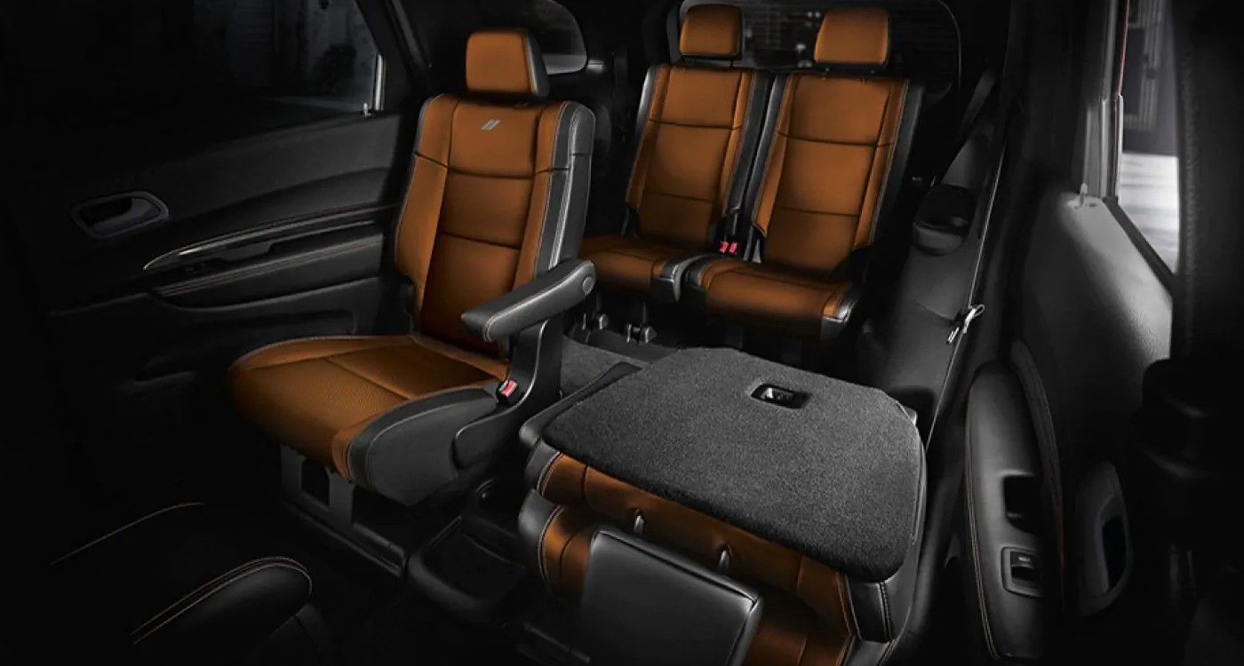 2019 Dodge Durango Interior Fold-Down Seating Picture