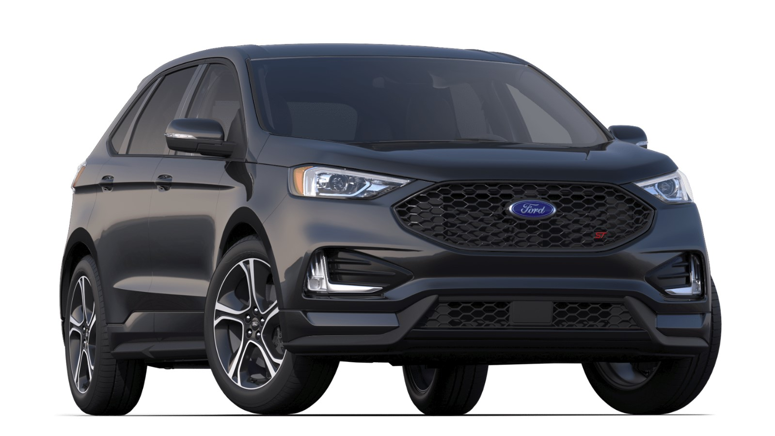 2019 Ford Edge ST Front Black Exterior