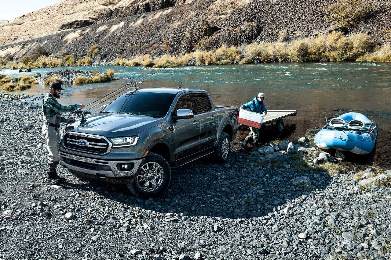 2019 Ford Ranger Sunset Ford St Louis Mo
