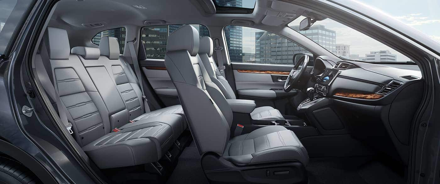 2019 Honda CR-V Interior Seating Picture