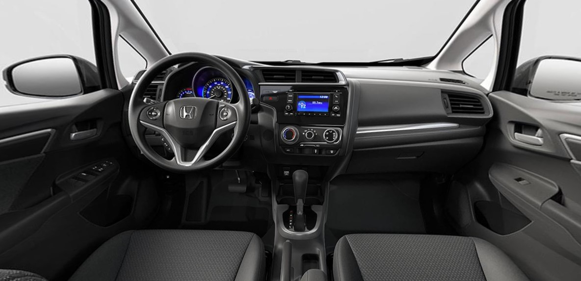 2019 Honda Fit LX Front Dashboard Interior