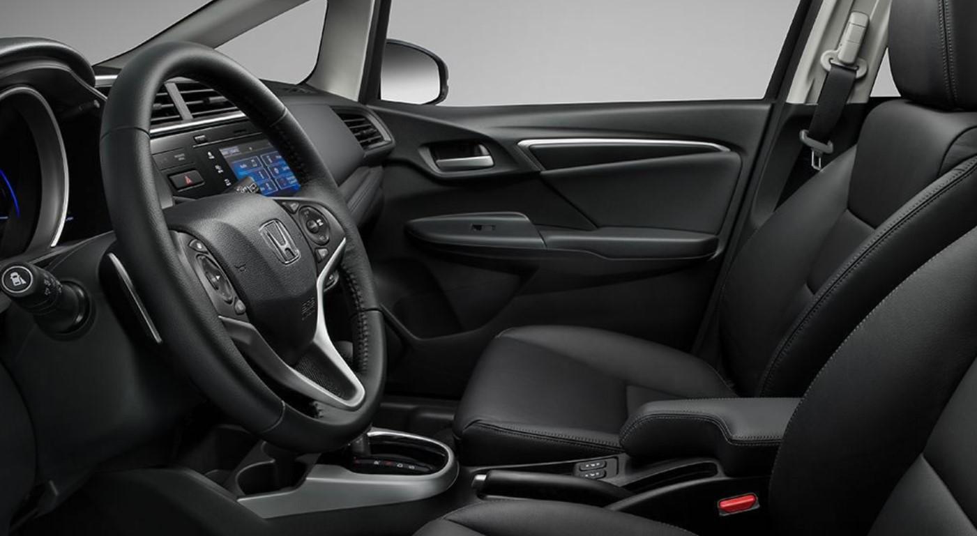 2019 Honda Fit Front Dashboard Interior