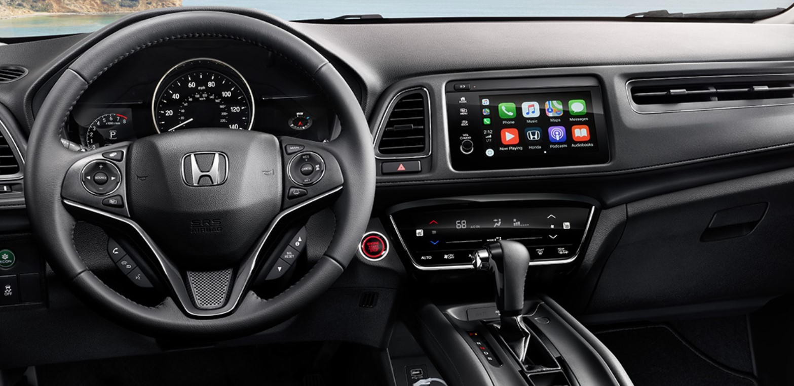 2019 Honda HR-V Dashboard Interior