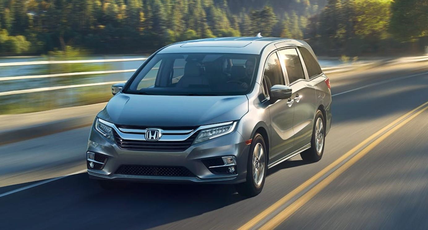 2019 Honda Odyssey   Irvine Auto Center   Irvine, CA