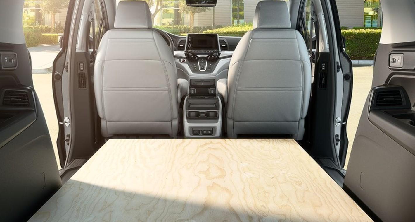 39f770f280 2019 Honda Odyssey Seating Interior