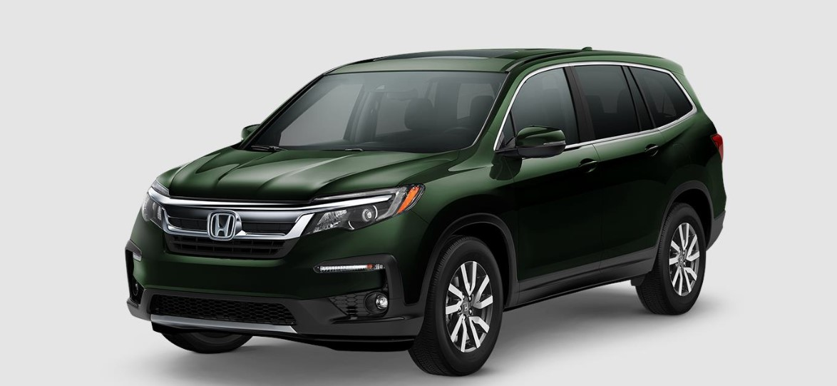 2019 Honda Pilot EX-L | Honda World Downey | Downey, CA
