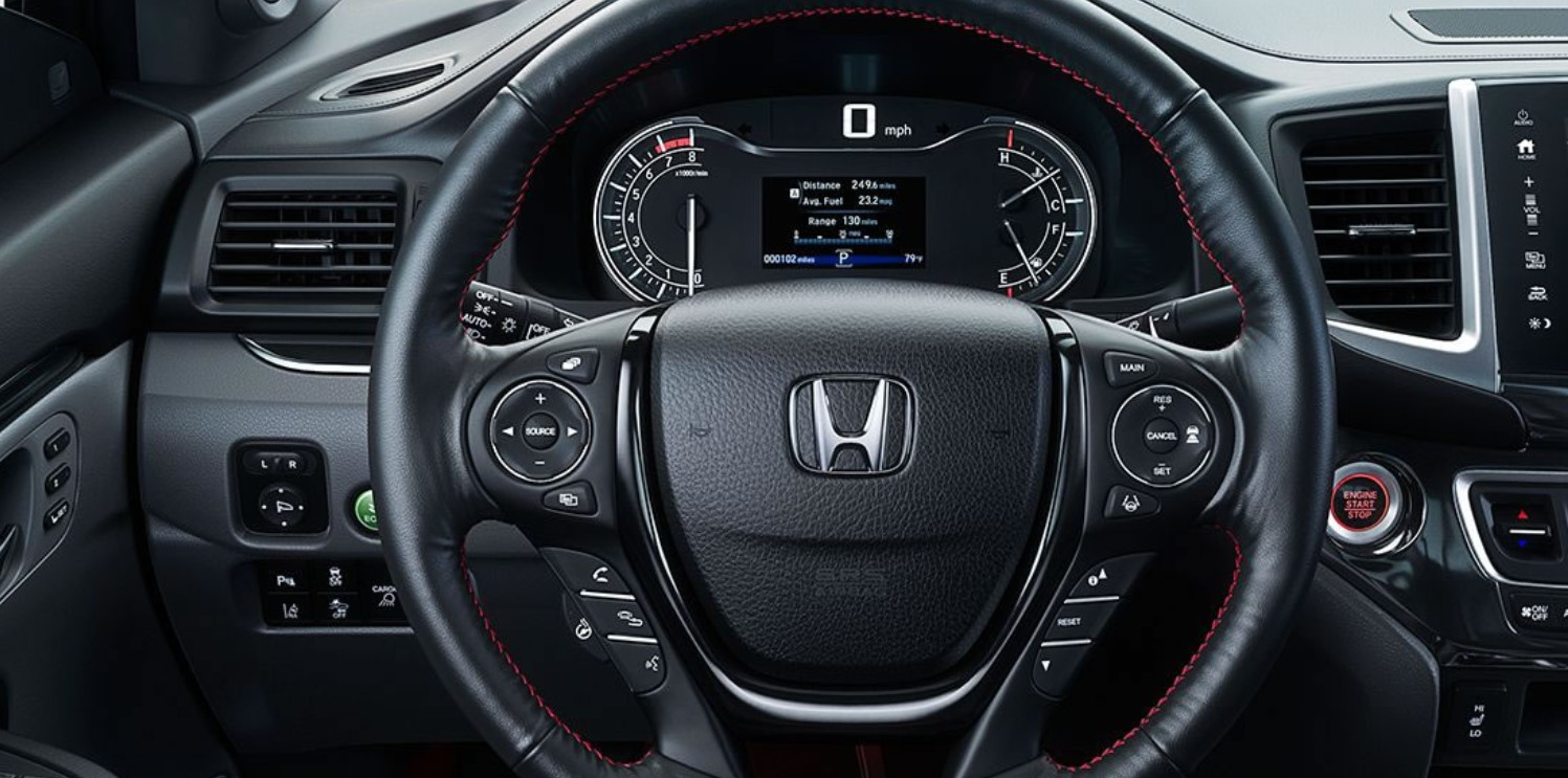 2019 Honda Ridgeline Wheel Interior