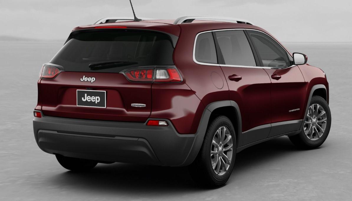 2019 Jeep Cherokee Latitude Plus | Mark's Casa Chrysler ...