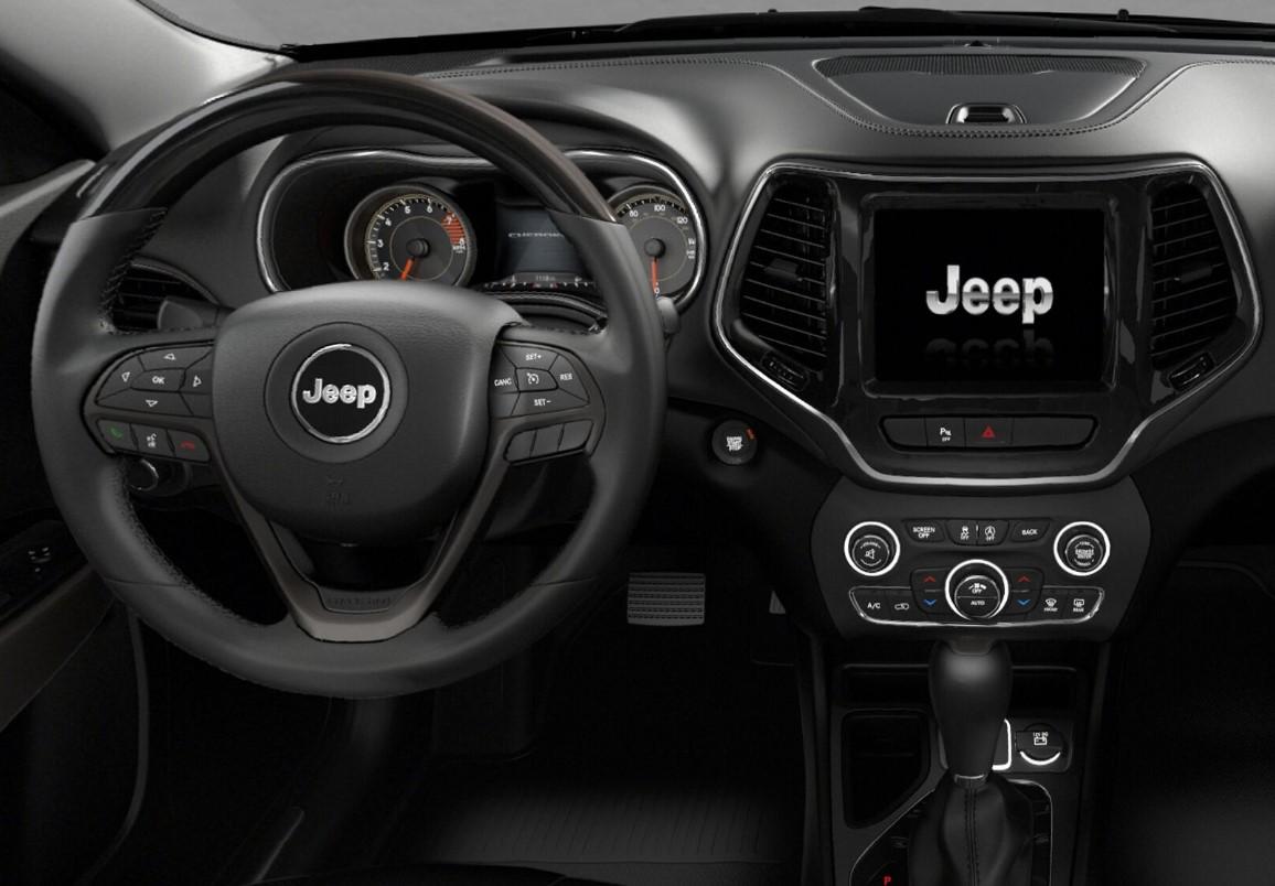 2019 Jeep Cherokee Overland Wilson Motors Corvallis Or