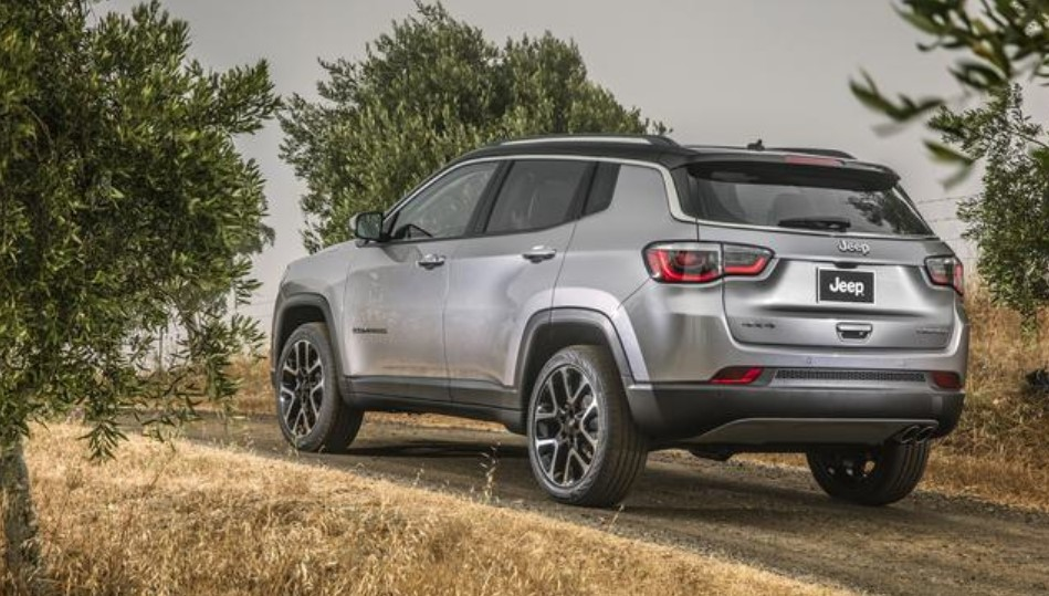 2019 Jeep Compass Off Road Exterior
