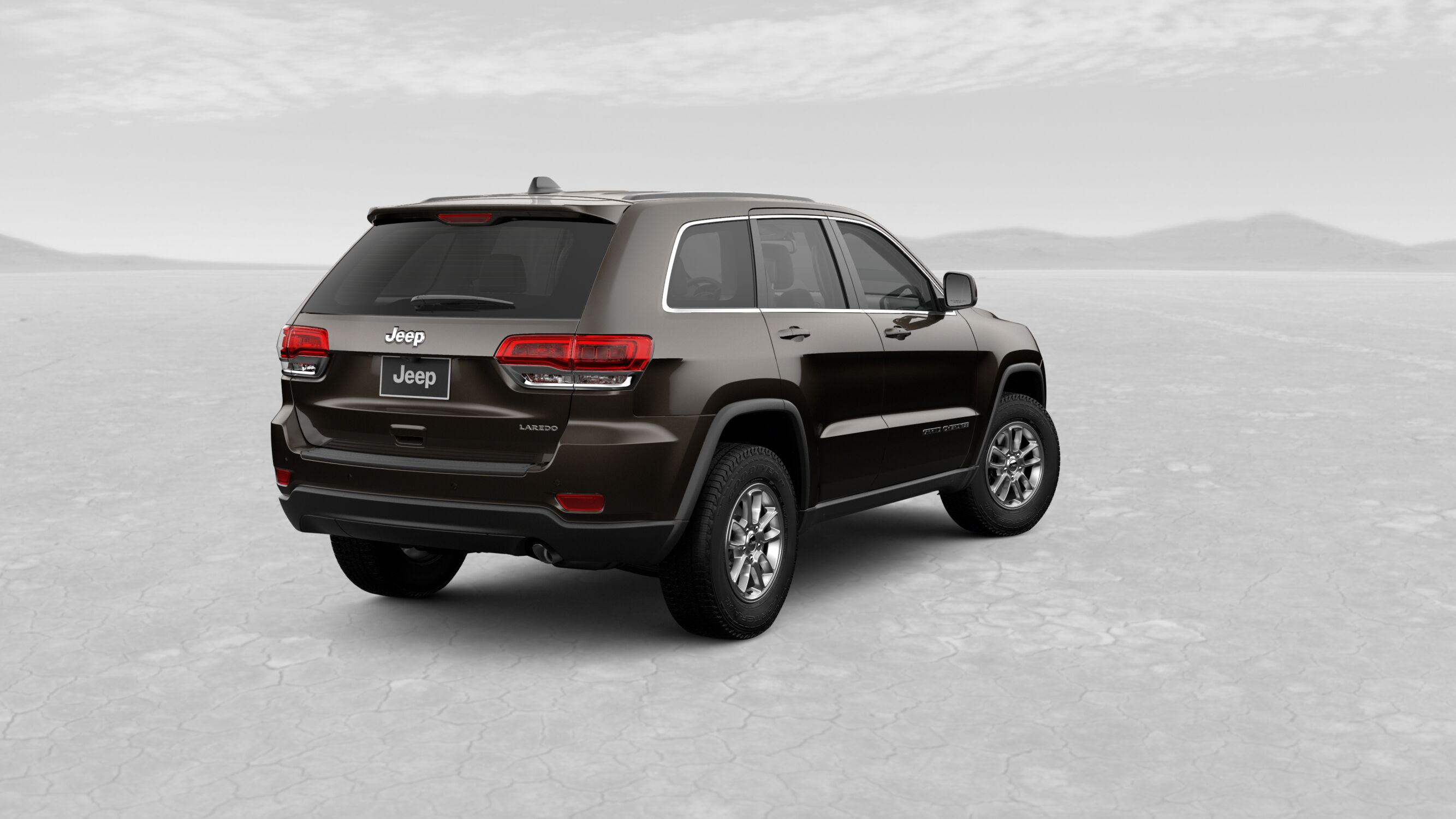 2019 Jeep Grand Cherokee Laredo Brown Exterior Rear