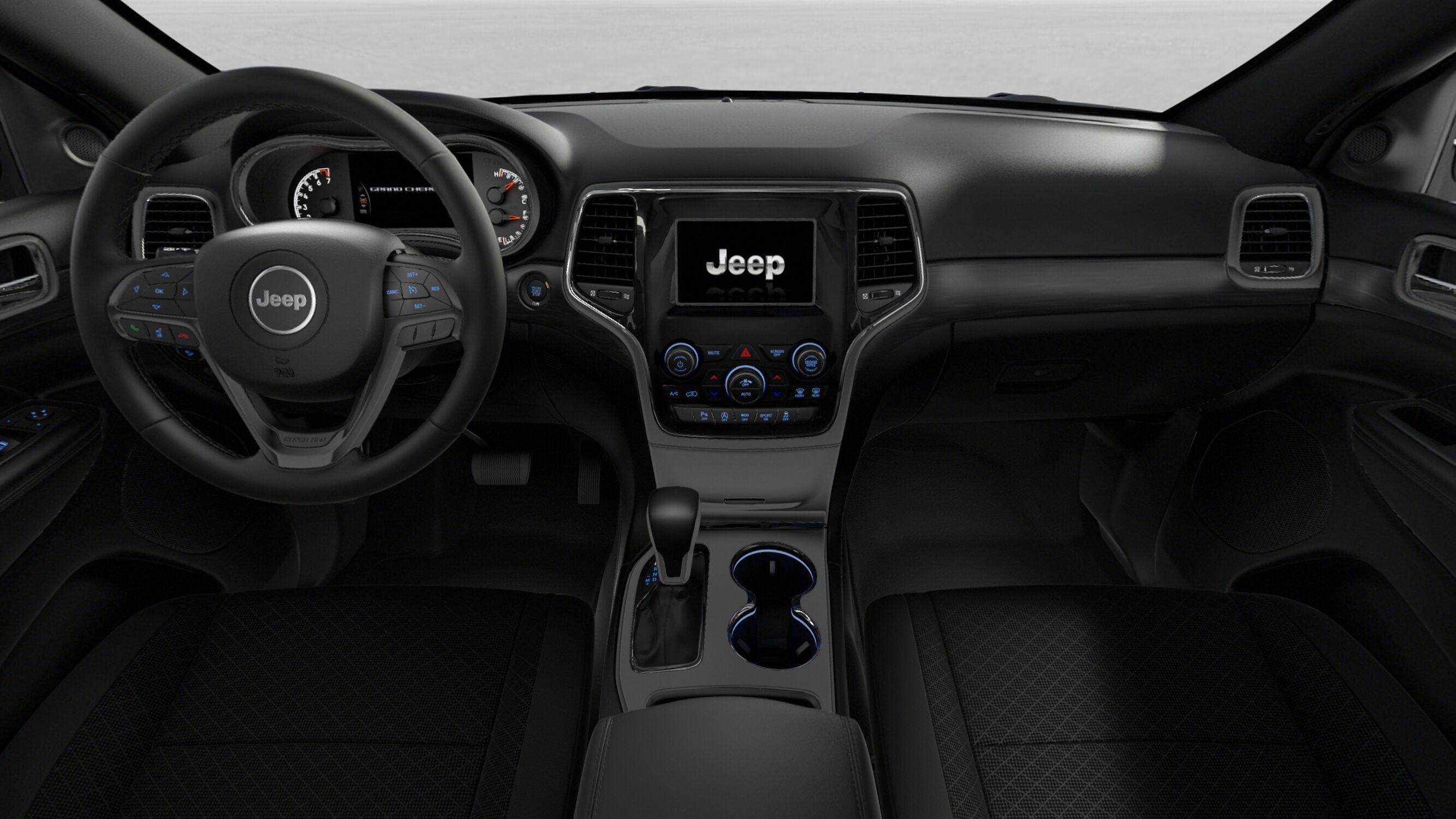 2019 jeep grand cherokee laredo courtesy cdjr of orange - Jeep grand cherokee laredo interior ...