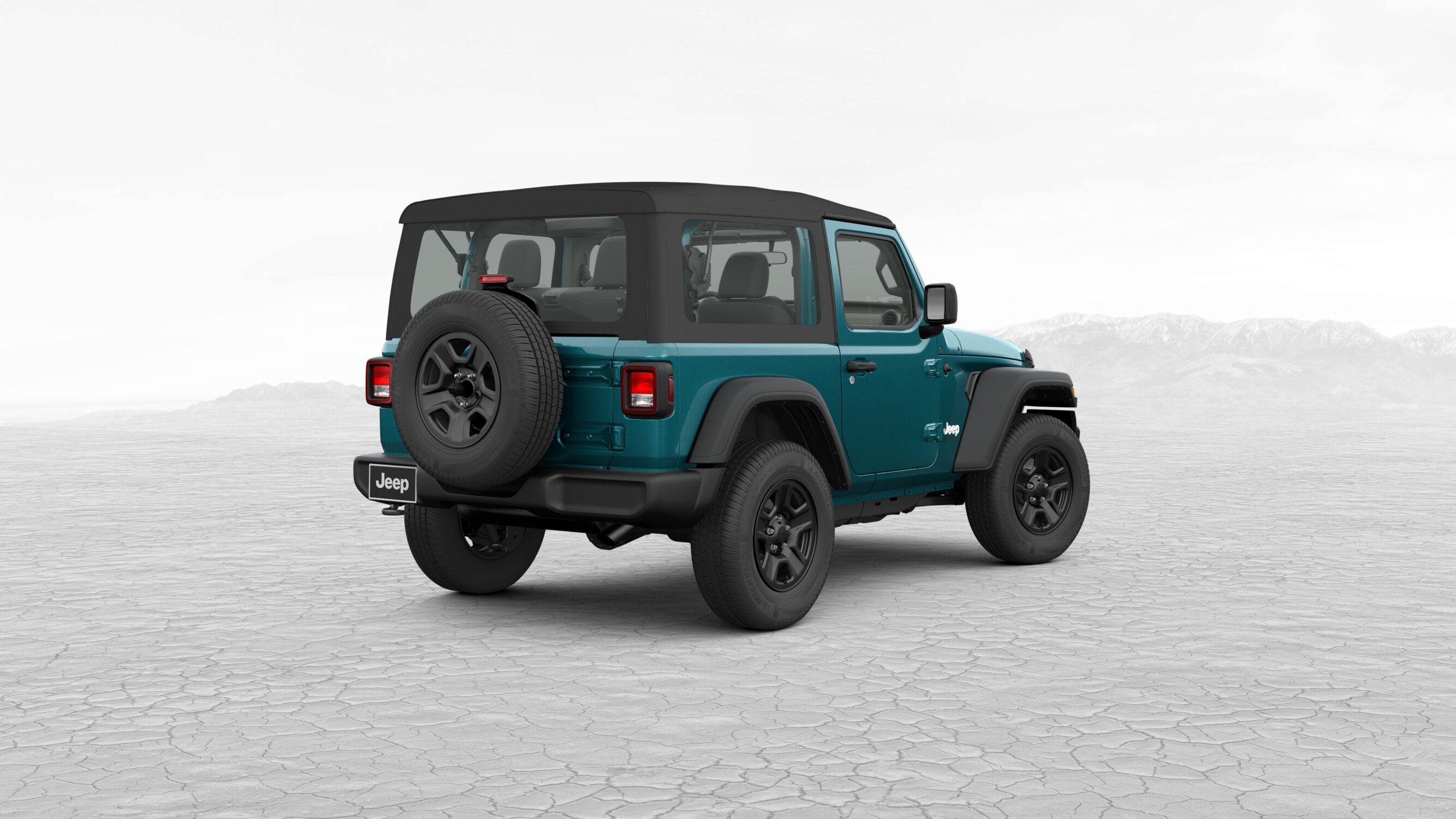 2019 Jeep Wrangler Sport   Rocky Top Chrysler Dodge Jeep Ram