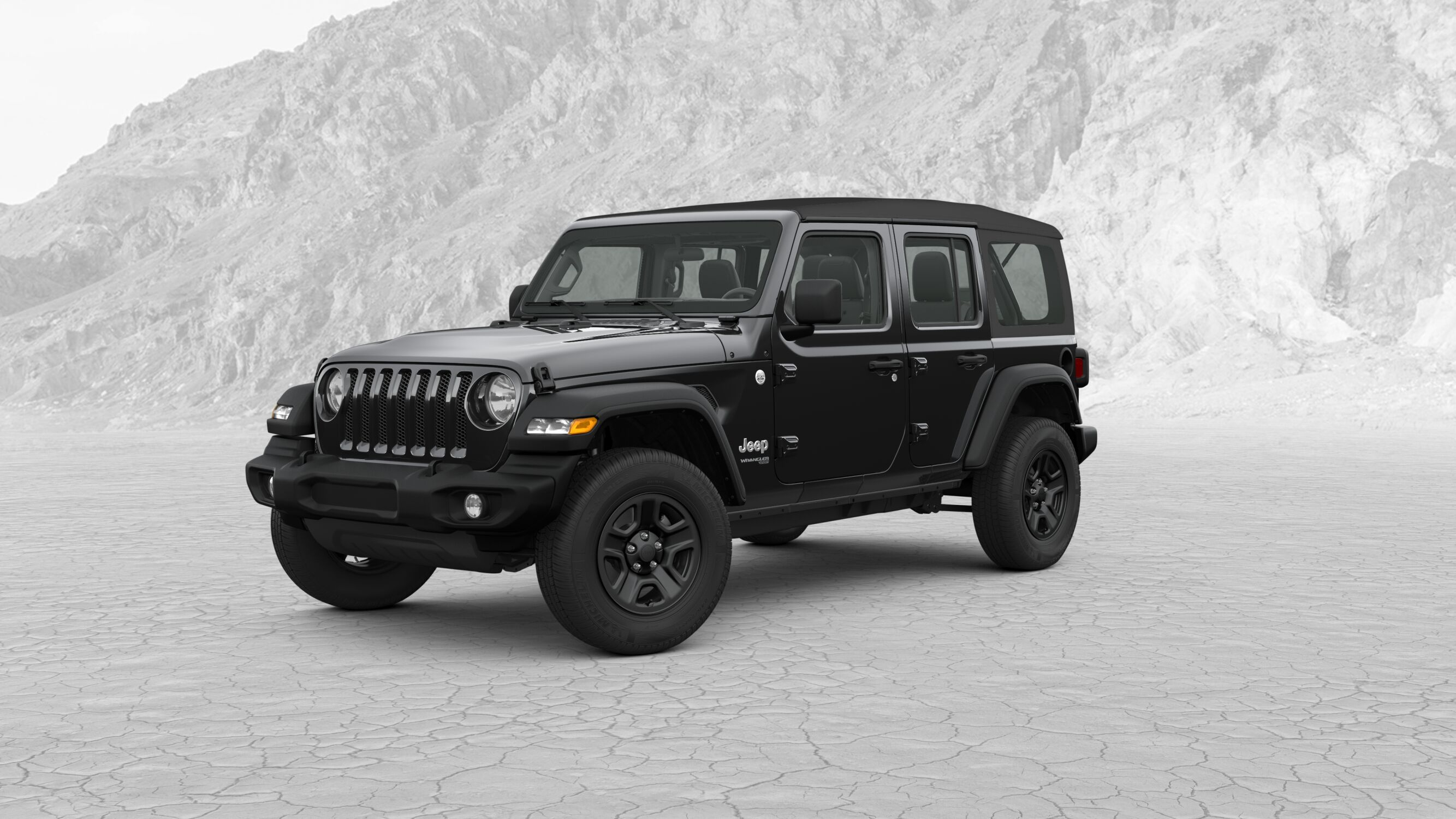 2019 Jeep Wrangler Unlimited Sport Pratt Chrysler Calais Me