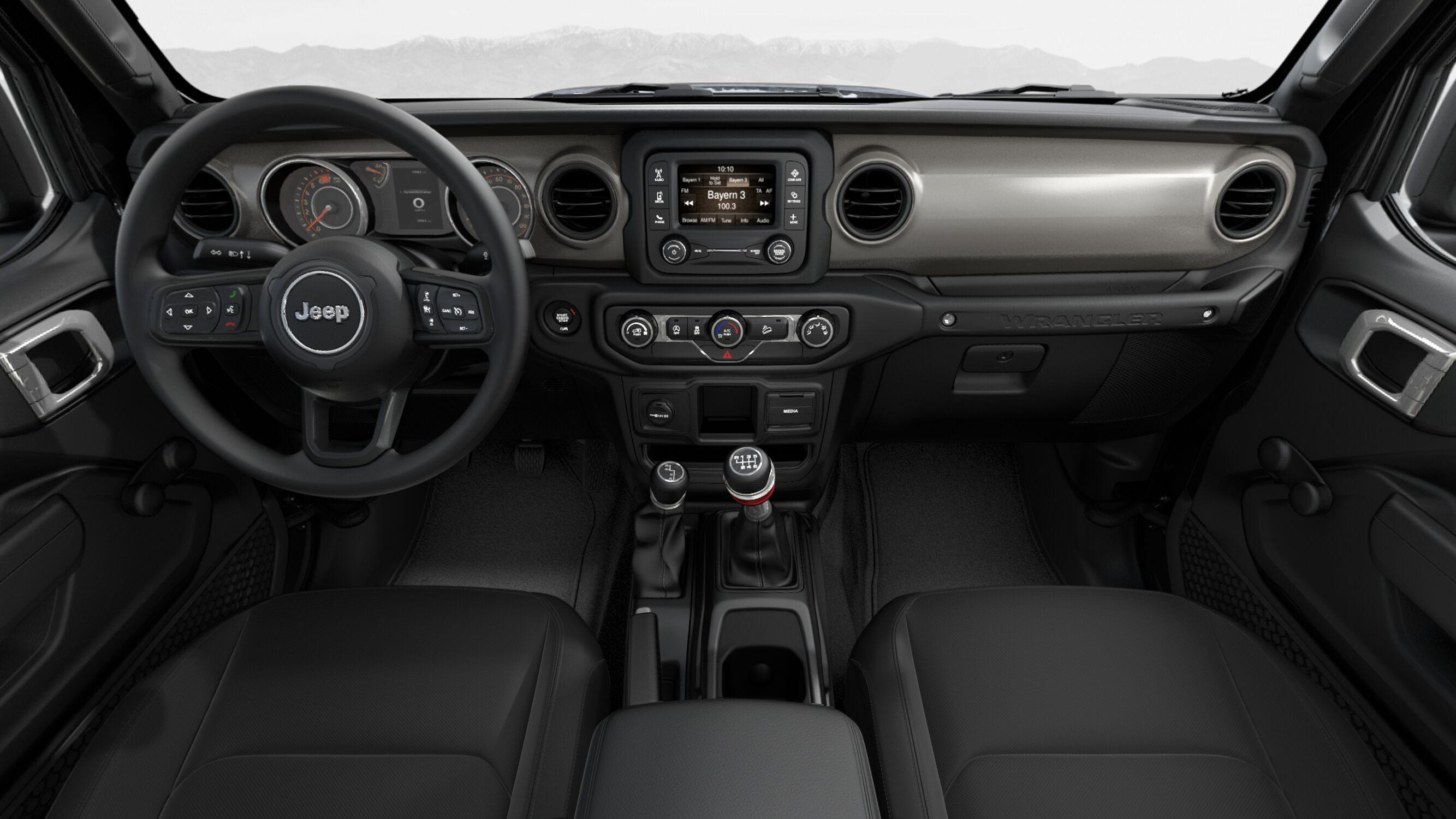 2019 Jeep Wrangler Unlimited Sport | Rainbow Chrysler ...
