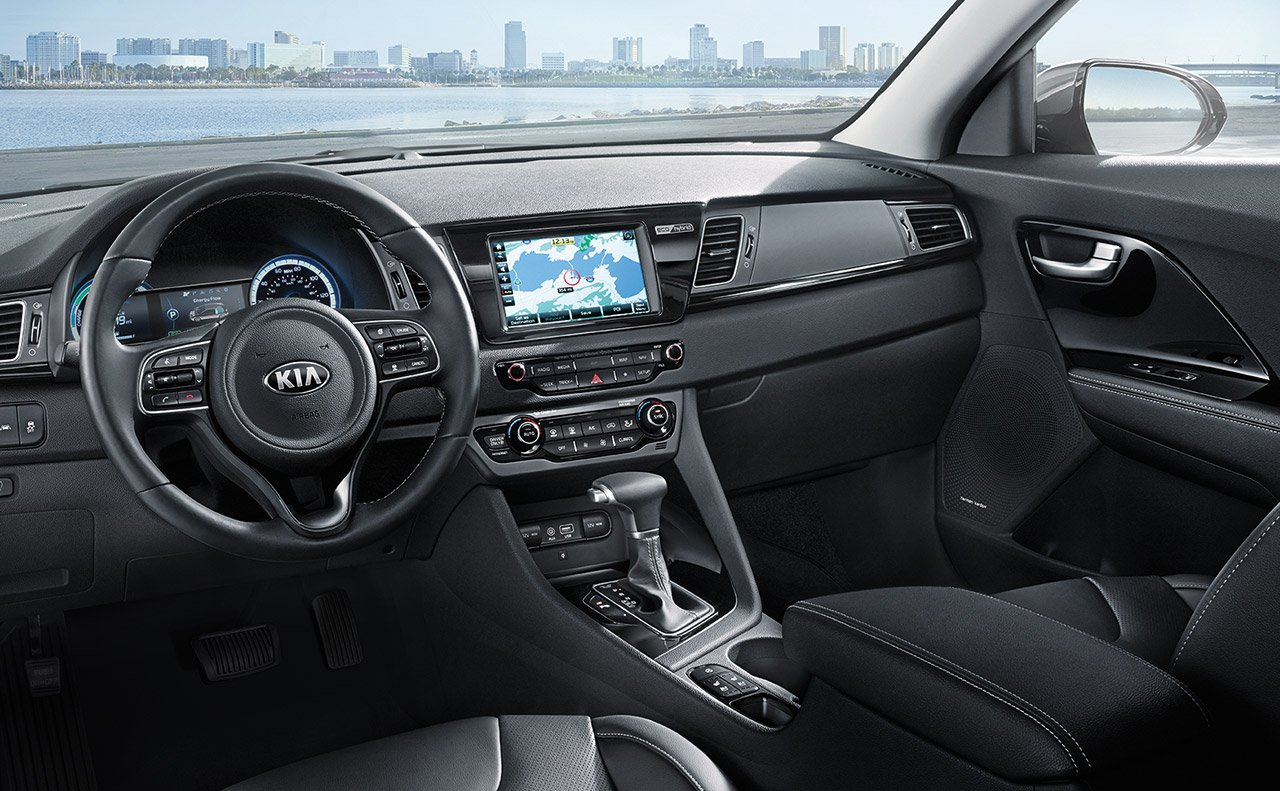 2019 Kia Niro Seating Interior