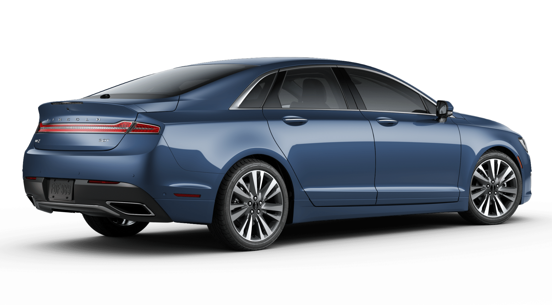 2019 Lincoln MKZ Reserve II Blue Diamond Exterior Side View.png