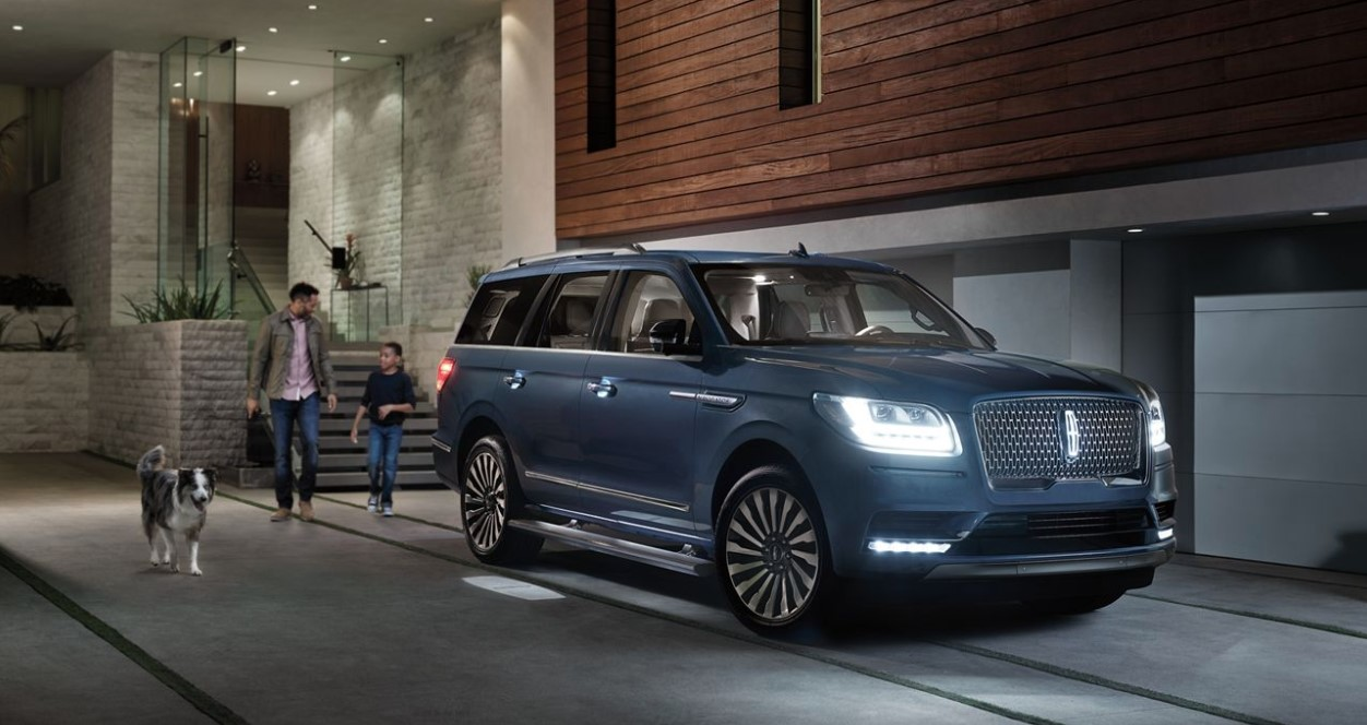 Norm Reeves Ford >> 2019 Lincoln Navigator | Irvine Auto Center | Irvine, CA