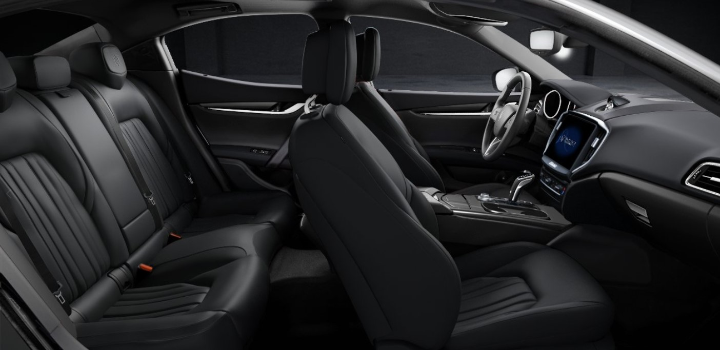 2019 Maserati Ghibli Leather Interior