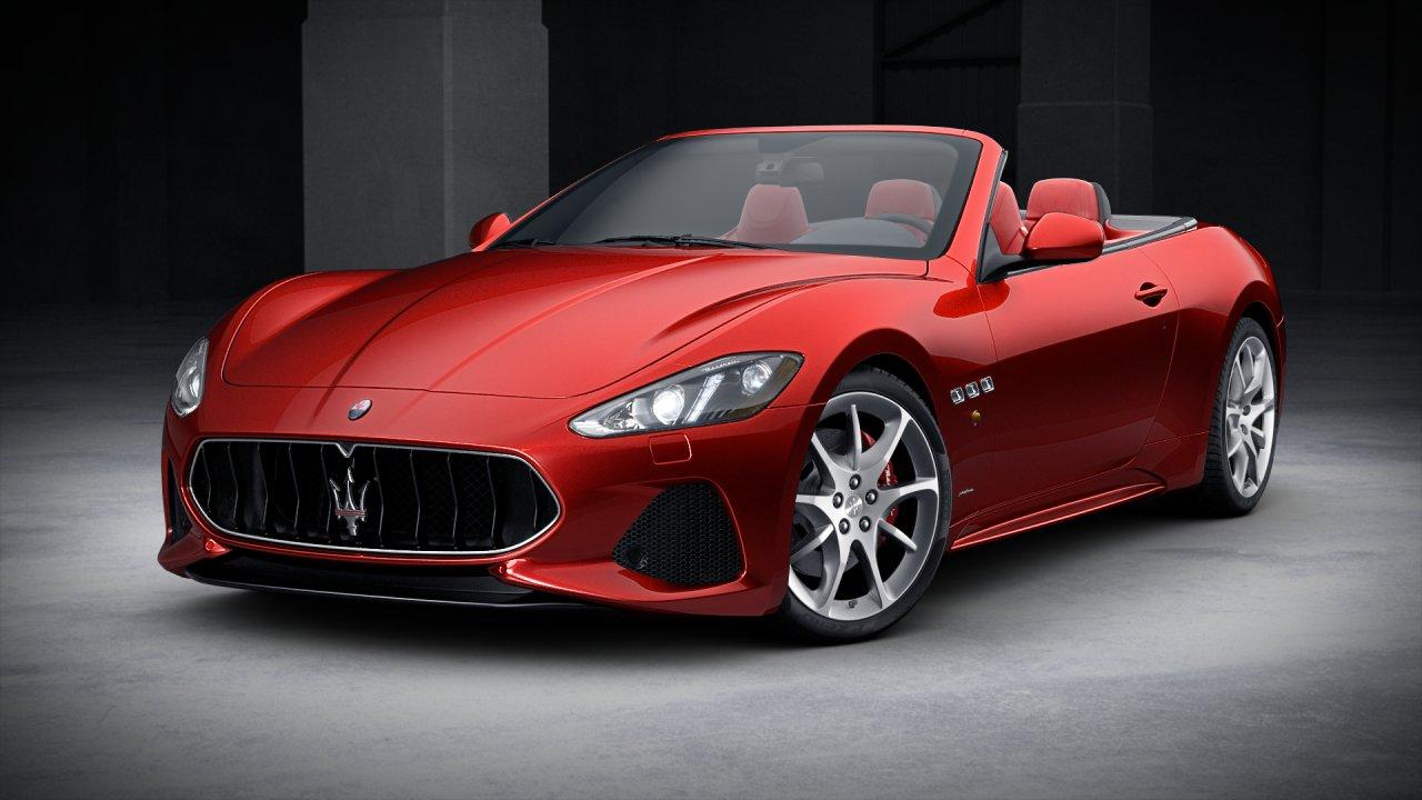 2019 Maserati Granturismo Convertible Bob Baker Maserati