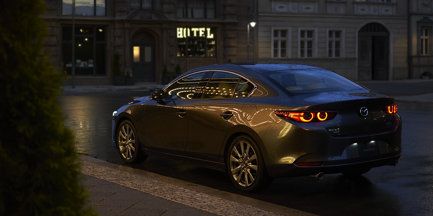2019 Mazda 3 Gray Exterior Rear View Picture.png
