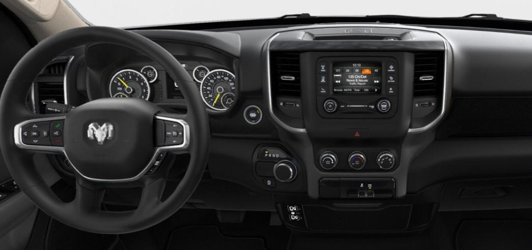 2019 Ram 1500 Big Horn Rocky Top Chrysler Jeep Dodge