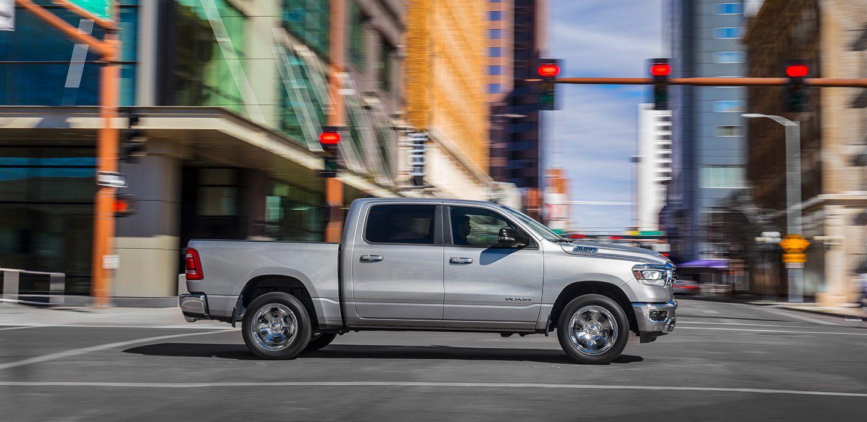 Wilson Motors Corvallis >> 2019 Ram 1500 Big Horn | Wilson Motors | Corvallis, OR