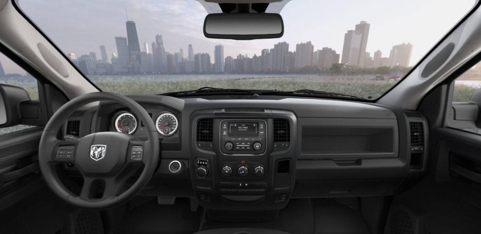 2019 Ram 1500 Express Front Dashboard Interior