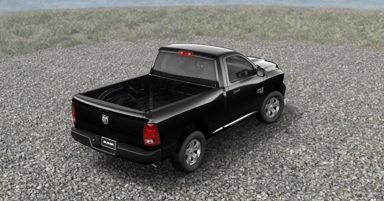 2019 Ram 1500 Express Rear Black Exterior