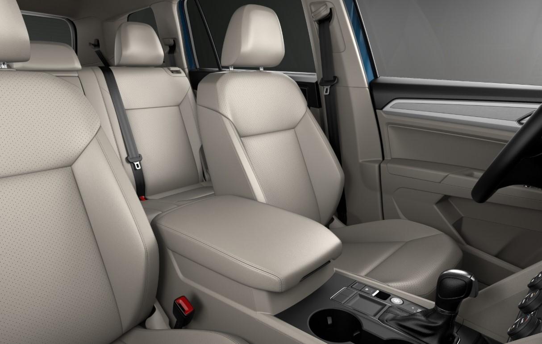 Vw Atlas Interior >> 2019 Volkswagen Atlas Se Larry Roesch Volkswagen