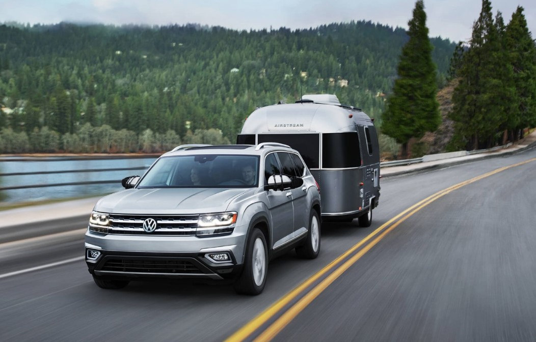 2019 Volkswagen Atlas Towing Exterior