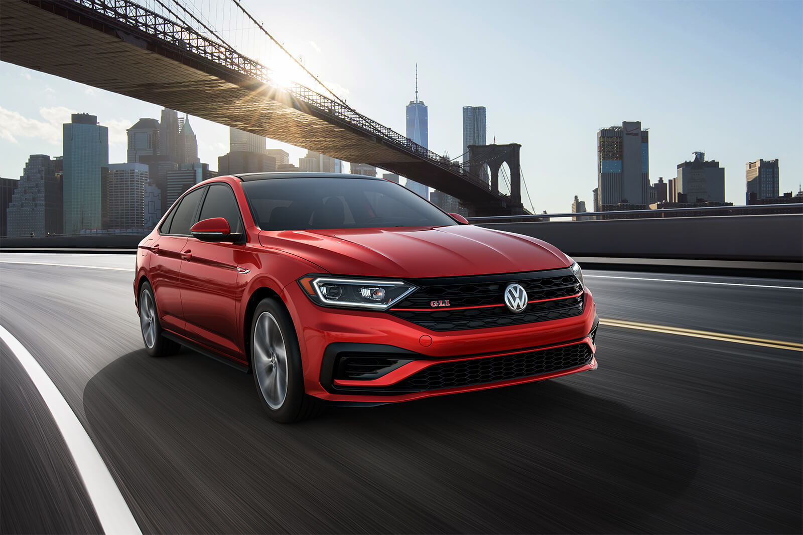 2019 Volkswagen Jetta Gli Autobahn Larry Roesch Volkswagen Bensenville Il