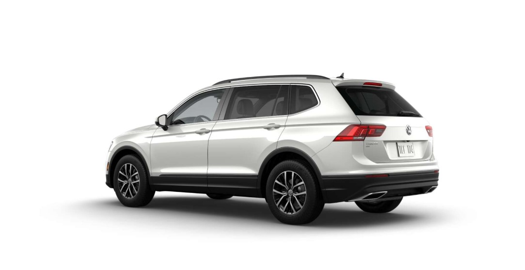 2019 Volkswagen Tiguan SE   Larry Roesch Volkswagen