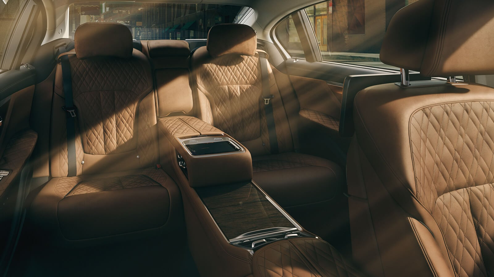 2020 BMW 7 Series 750i xDrive Interior Seating