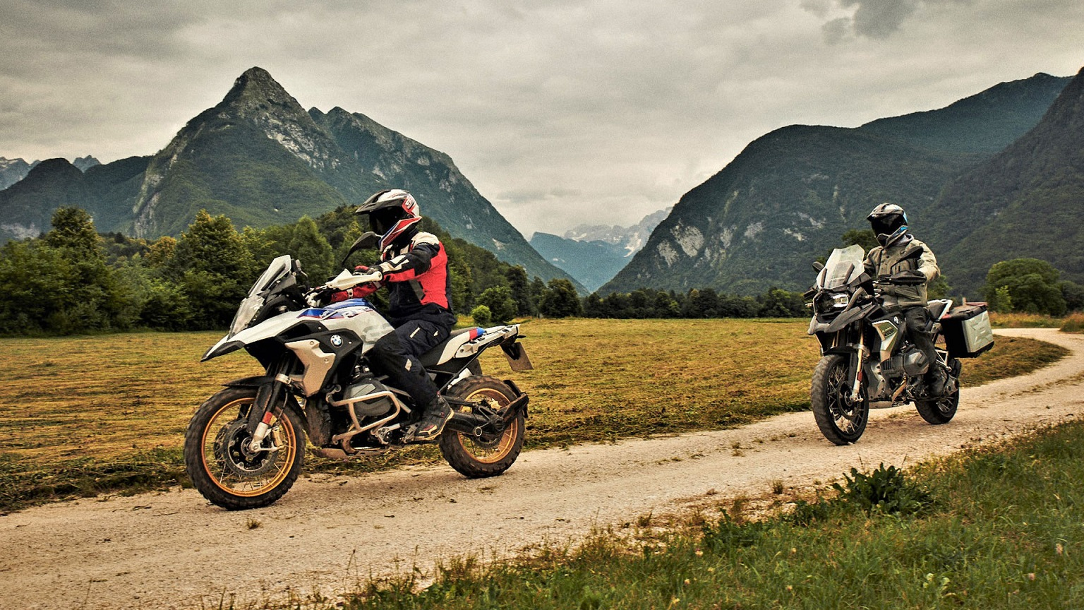 2020 BMW R 1250 GS Exterior Side View