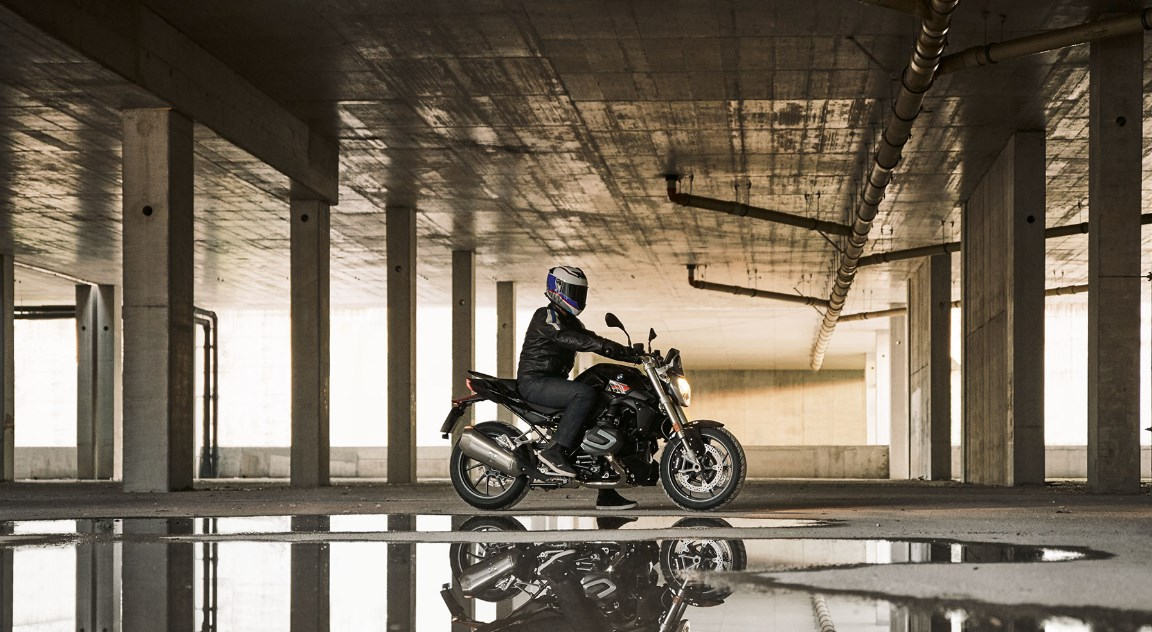 2020 BMW R 1250 R Side Profile View Picture